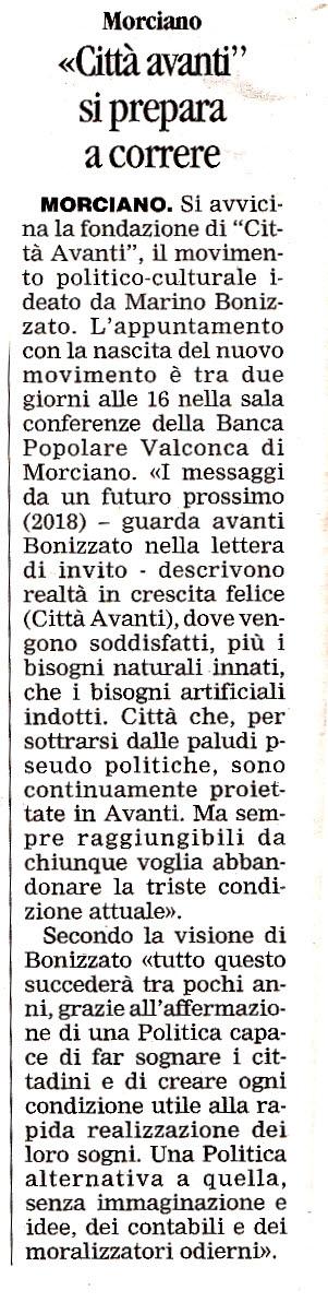 Corriere Romagna - 25 luglio 2013
