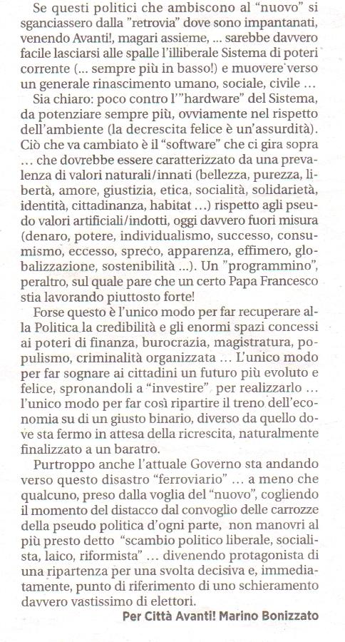 2013.11.26 la Voce - b COMMENTI
